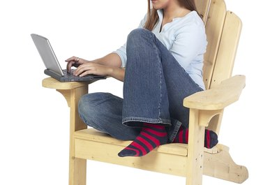 Reduce workplace stress by working from home from time to time.