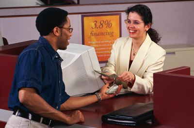 With a GED or diploma, you can work as a bank teller.