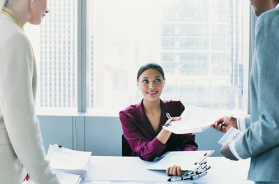 Meeting planners prepare all aspects of professional meeting and events.