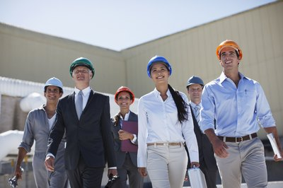 Safety managers lead the way in creating a safe workplace.