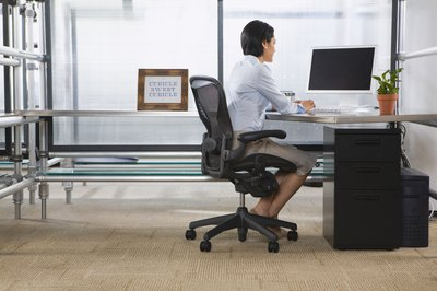 There's plenty of space under your desk for a mini stepper.