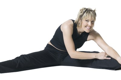 Daily Pilates moves will tone and strengthen your body.