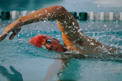 To swim freestyle fast, you need to have an efficient stroke.