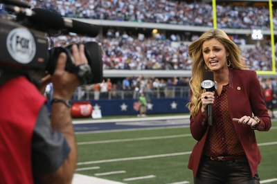 Sports broadcasting is no longer a men's game.