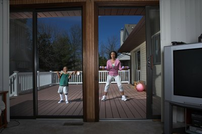 Reflective window film offers a small boost to R-value and significantly reduces solar gain.