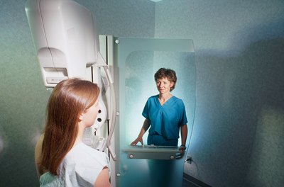 Radiology assistants are trained imaging technicians, but posses additional diagnostic training.