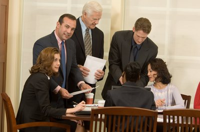 Paralegals prepare research, documents and reports for a firm's lawyers.
