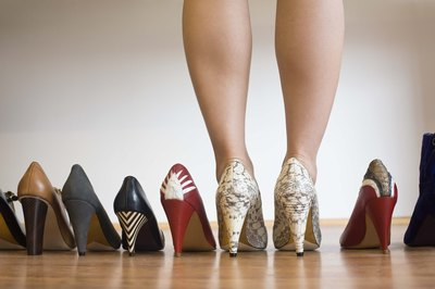 Wearing high heels can shorten the calf muscles, making them tighter over time.