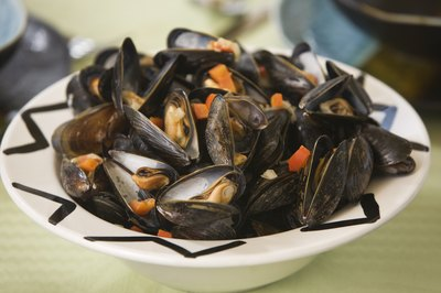 Oysters are a nutrient-rich food.