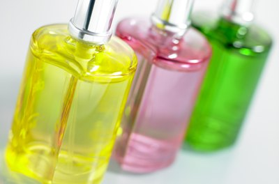 Perfume is only one of many possible sources of odors in the workplace.