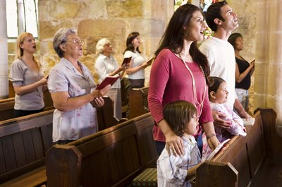 A praise leader helps plan meaningful worship through music.