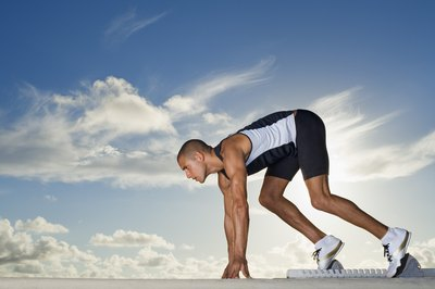 Focus on workouts that help develop burst off the start line.