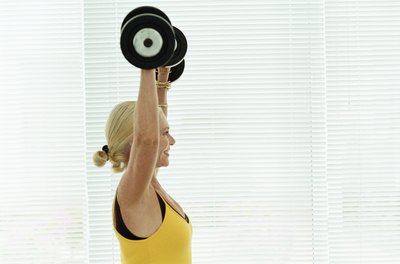 Use a variety of equipment at your local gym for a killer upper body workout.