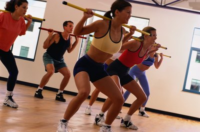 Inspire people to better health by leading a group fitness class in your community.