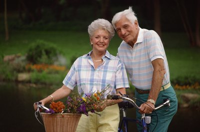 Spouses can inherit each other's annuities.
