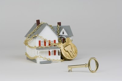 Eviction involves more than simply changing the locks on the doors.
