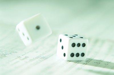 A diversified portfolio will reduce the risk of a severe loss.