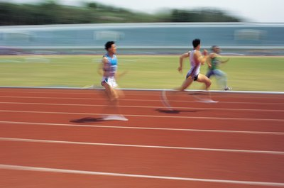 Strengthen your foot muscles to improve sprinting.