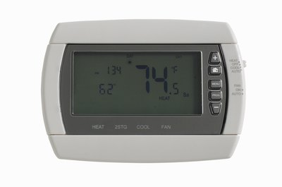 Programmable thermostats can save you hundreds in heating and cooling costs.