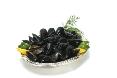 Clams are a rich souce of vitamin B-12.