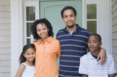 Homeowners insurance rates are based upon characteristics of you and your home.