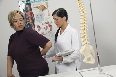 A variety of professionals help people with their orthopedic problems.