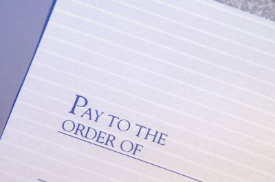 PayPal checks can take up to two weeks to arrive.