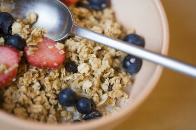 Whole grains, colorful fruits and other nutritious foods boost liver health.