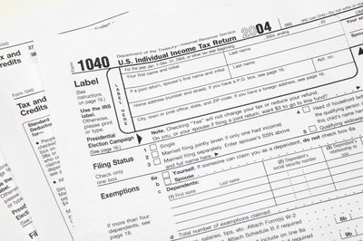 The IRS Form 1040 can be used to find your AGI.