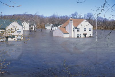The government sponsors flood insurance for homeowners in flood zones.