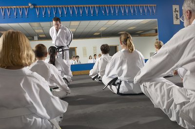 Taekwondo will improve your focus.