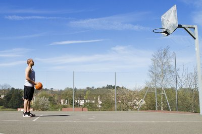 The Distance From the Hoop to the Free Throw Line in Basketball