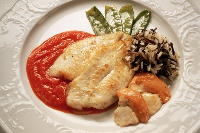 Fish is a rich source of protein and heart-healthy, omega-3 fatty acids.