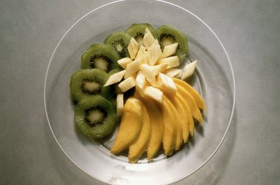 Mangoes are delicious, sweet and easily fit into a healthy diet plan.