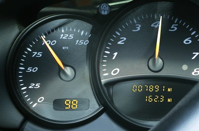 Claiming mileage requires records of odometer readings.
