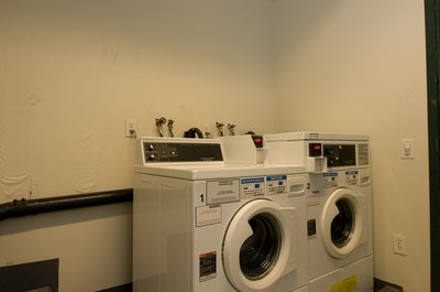 Retailers will often haul away and recycle your washer and dryer with the purchase of new models.