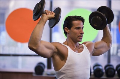 Build significant muscle mass with workouts that overload muscle tissue.