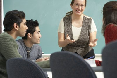Communicating effectively is an important skill for adjunct professors.