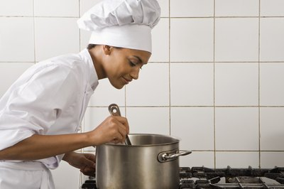 If you love food, becoming a chef might be the right career move for you.