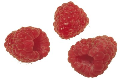 Raspberries contain more fiber and nutrients than pears.