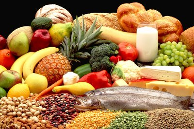 The carbohydrates in fruits, vegetables and grains provide essential nutritional functions.