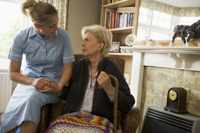 Forensic gerontology specialists help identify elder abuse.