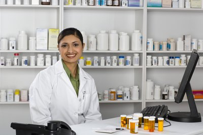 The BLS reports the 2010 median annual salary for a pharmacist was $111,570.