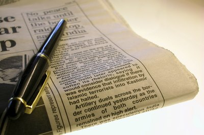 Writing or editing, making compelling copy takes a sharp eye and a way with words.