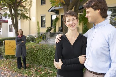 Prequalifying for a mortgage loan is one step toward buying a house.