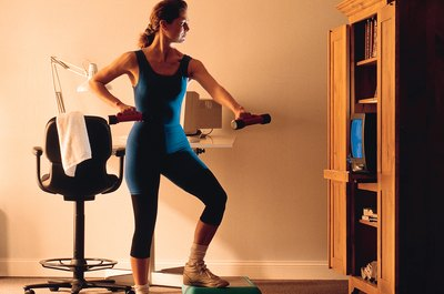 Why go to the gym when you can have a brisk workout at home?