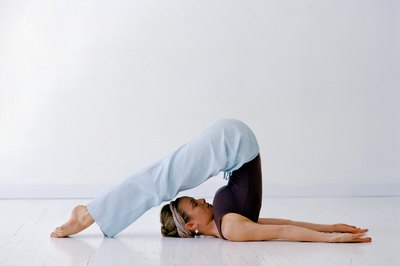 Yoga can ease the spinning sensations caused by vertigo.