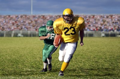 Football players can earn significant per-game compensation.