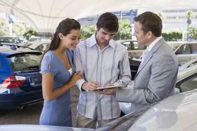 Going to the bank prepared can get you that new car faster.