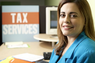 A tax consultant can ease the burden of tax preparation.